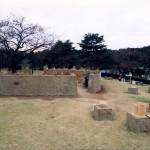 旧向ヶ丘遊園イベントパオパオガーデン「土の庭」(1998年)